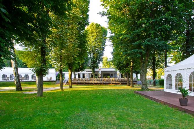Veranstaltungsflächen im Grünen