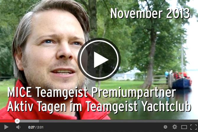 Teamgeist Yachtclub Berlins Eventlocation am See - Perfektes Veranstaltungsgelände für Firmenevents