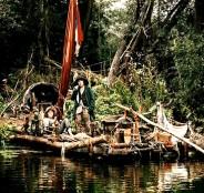 Marl Twains Literatur-Klassiker. Adventures of Huckleberry Finn