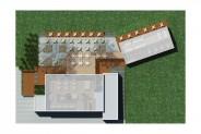Raumplan: Terrasse (mit Yachtclub Restaurant und Segelloft)