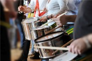 Team-Drumming