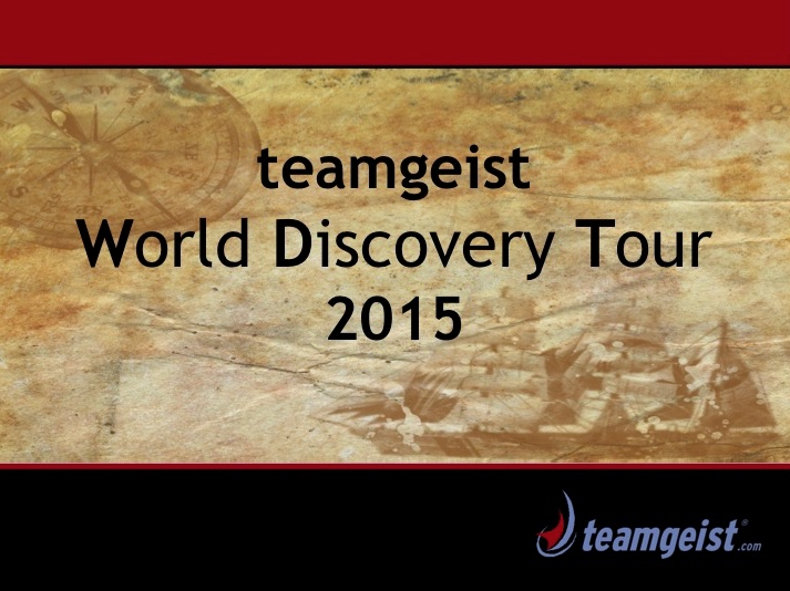 World Discovery Tour 2015
